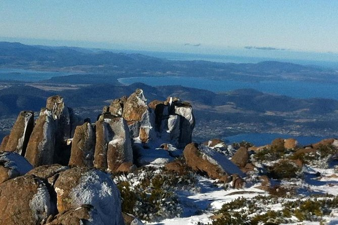 Mt Wellington and Richmond Historical Village discounted combo tour
