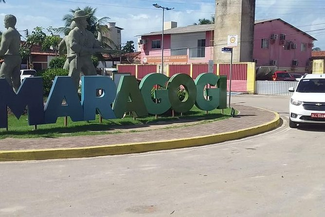 Private Transfer Maragogi to Recife from 01 to 06 Pax by Geo Tur Receptives
