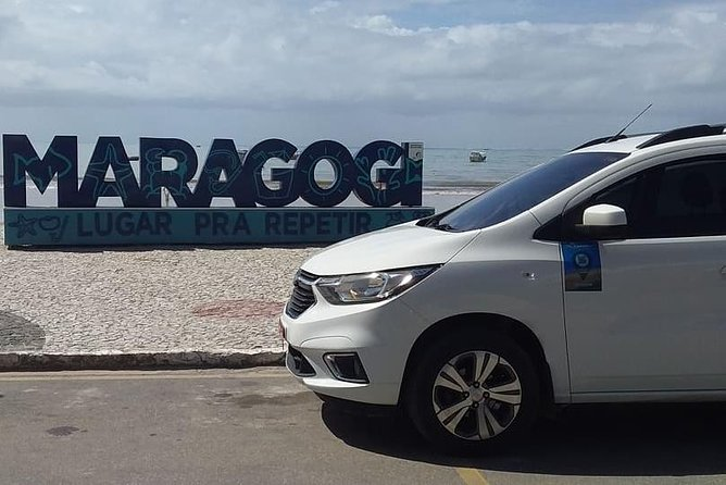 Private Transfer from Maragogi to Maceio from 01 to 06 Pax by Geotur Receptives