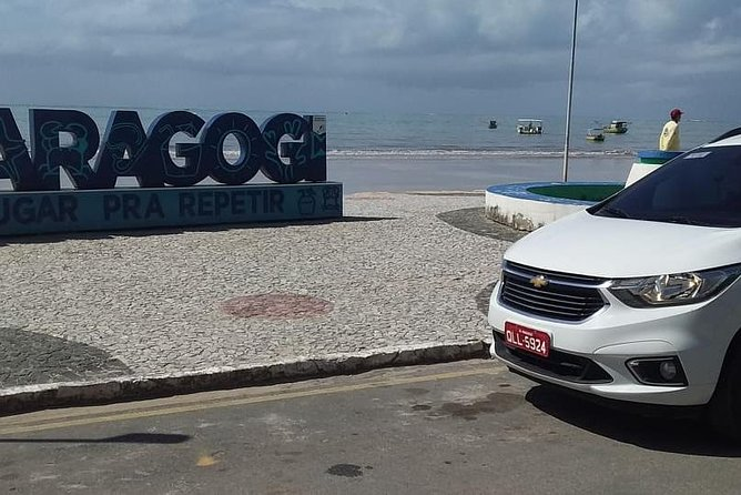 Private Transfer from Recife to Maragogi 01 to 06 Pax by Geotur Receptives