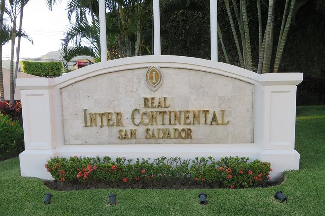 Airport transfers to the Real Intercontinental Hotel
