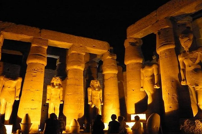 sound and light show at KARNAK TEMPLE photo 7