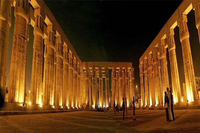 sound and light show at KARNAK TEMPLE photo 4