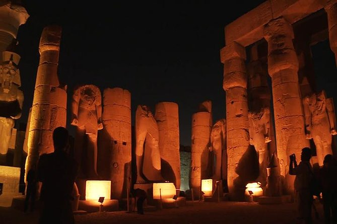 sound and light show at KARNAK TEMPLE photo 8
