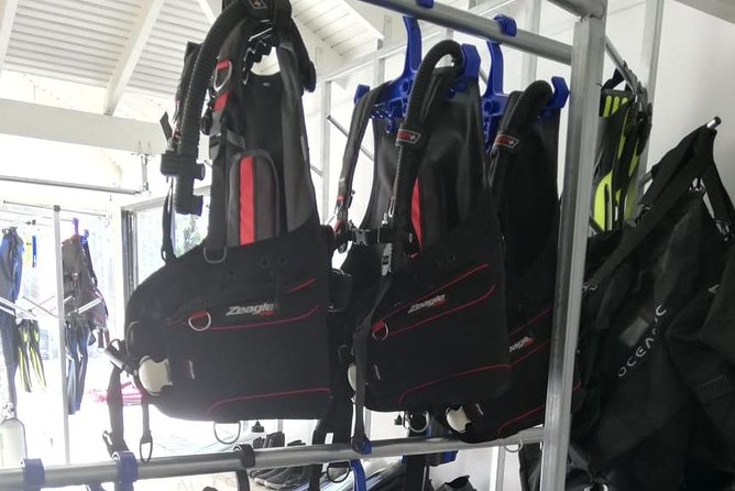 Buoyancy Control Device / BCD photo 1