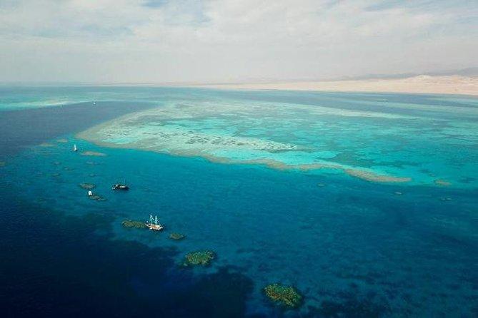 White Island & Ras Mohamed National Park Snorkeling Boat Trip