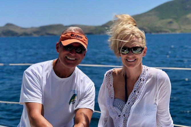 St Kitts Shore Excursion: Nevis Beach Getaway