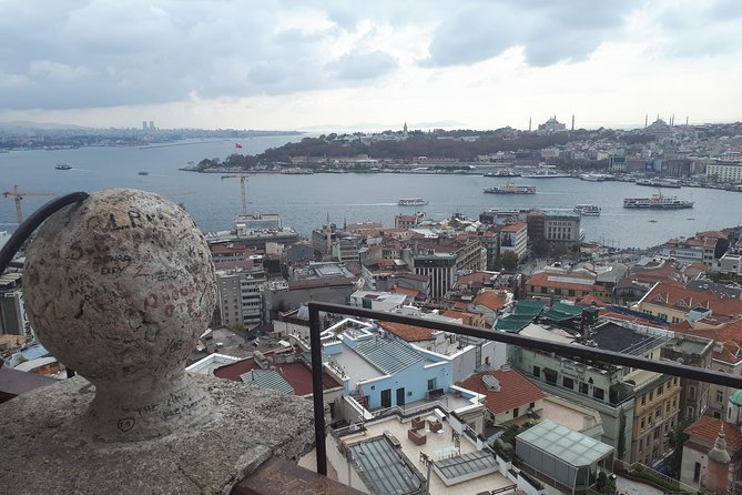 English tour guide in Istanbul