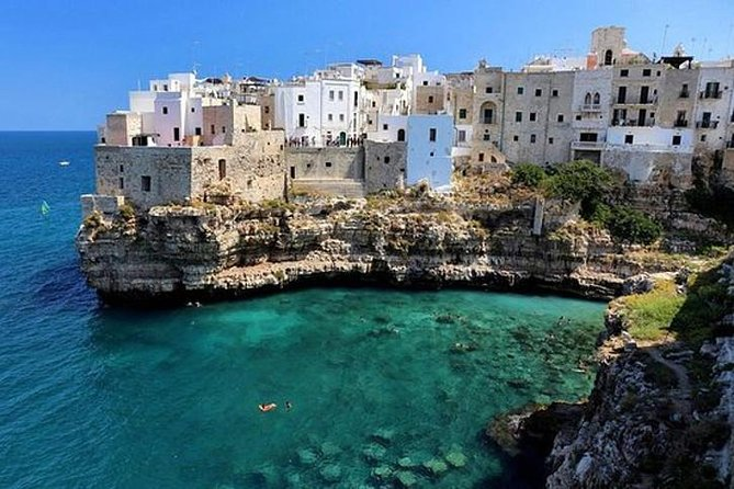Historic Center Of Bari, Locorotondo, Alberobello And Polignano