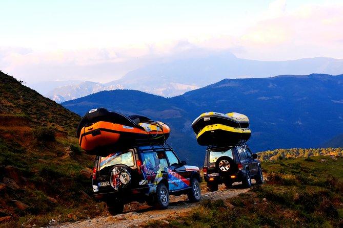 Off Road Adventure Albania-3 Days - Osumi's Canyon - Vjosa River(ARG)