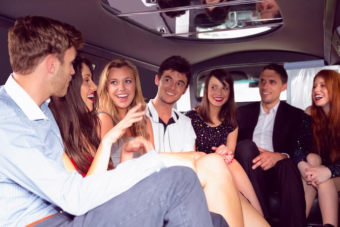 Brisbane Airport to and from Caloundra for up-to 11 ppl
