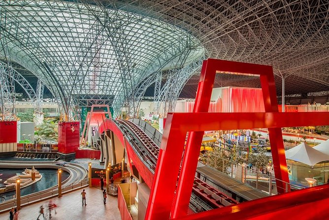 Private Abu Dhabi City Tour with Ferrari World photo 12
