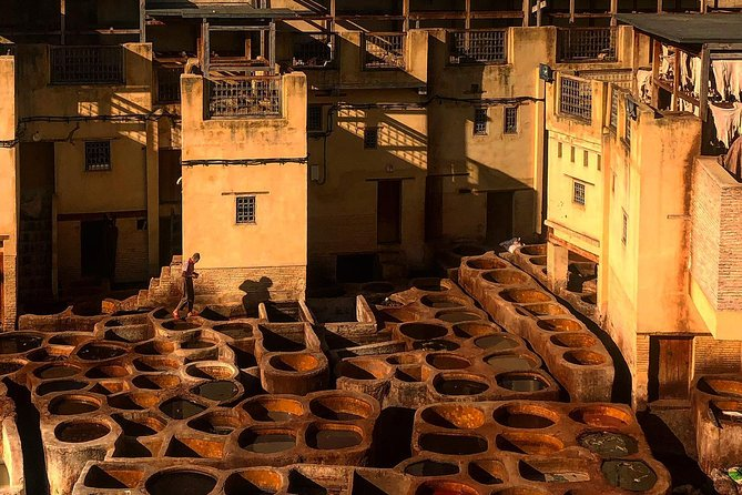 Fes Medina 5-hours tours