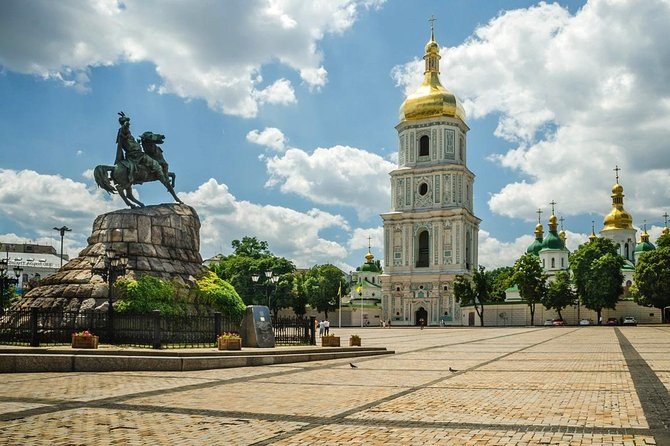 City sightseeing private tour: Kiev in 180 minutes by auto