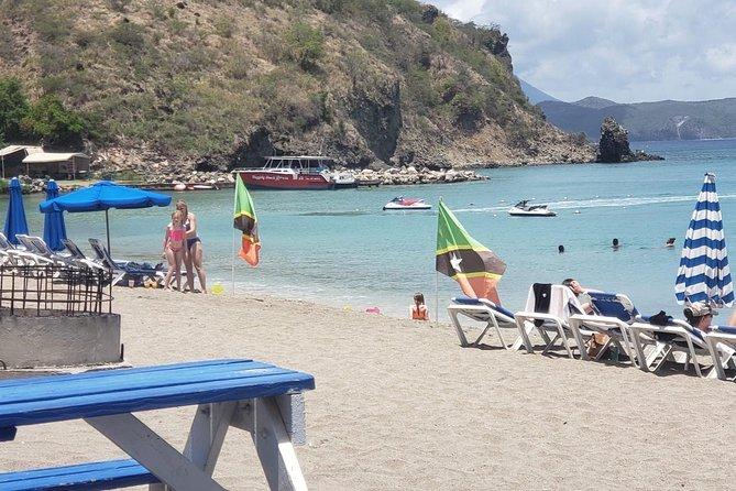 Kayak and Snorkel Adventure of St Kitts