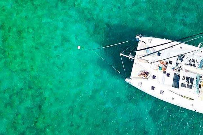 Roatan Special Catamaran for Cruise Ship Passengers plus Transfer