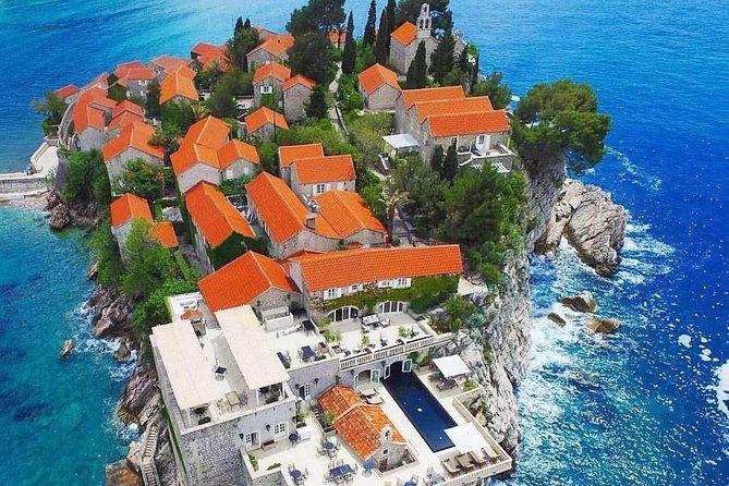 Budva Experience from Kotor Port - Tour to Budva, Sveti Stefan, Kotor Old Town