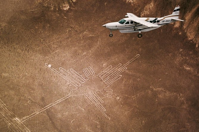 #1 Nazca Lines & Huacachina Oasis & Sandboarding - from Lima (Small Group)