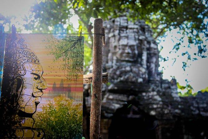 Cambodia's Cultural Gem: Angkor Wat Day Trip