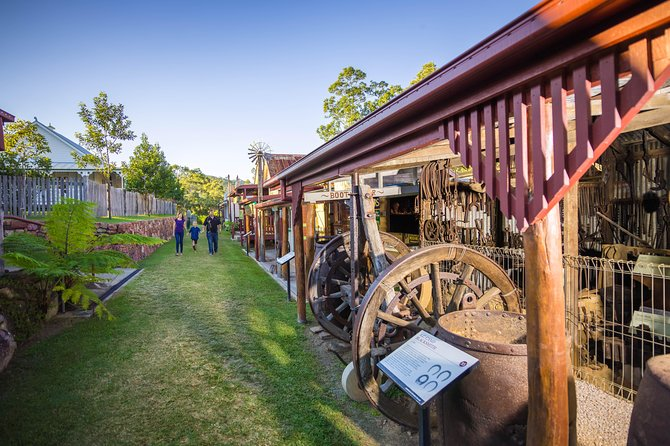 Historic Village Herberton Family Pass (2A+2C)