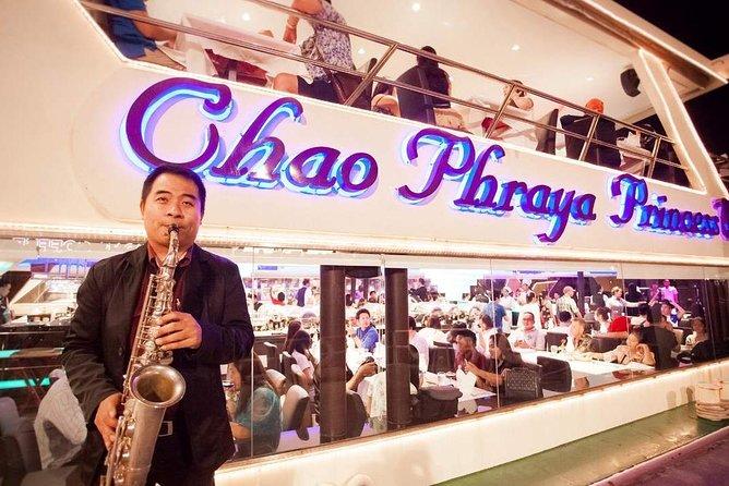 Chao Phraya Cruise + International / Indian Buffet Dinner + Pick Up and Drop Off