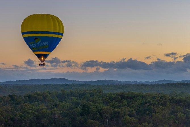 Cairns Sunrise Hot Air Balloon Flight