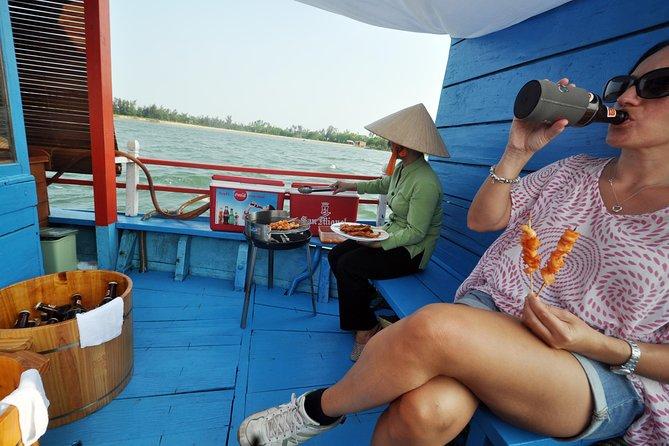 Sunset Cruise And Finger Food
