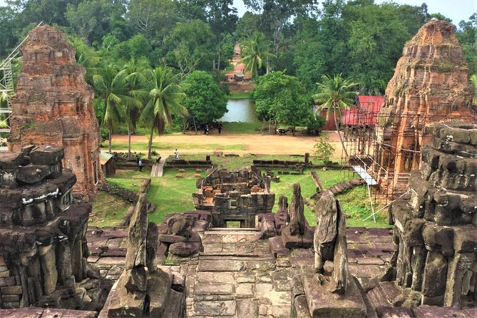 Private Tour: Phnom Kulen & Roluos Temples Tour