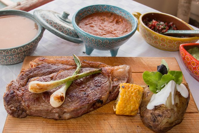 Gourmet Rib Eye in your private villa or condo in Cabo or San Jose del Cabo