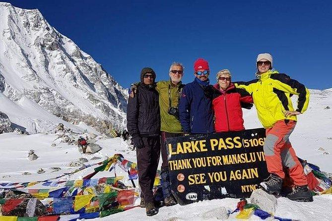 Manaslu Base Camp Trek/Manaslu Circuit Trek/Tsum Valley Trek/Annapurna Trek