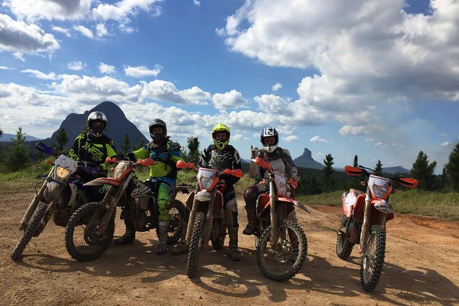 Premium 1 Day Guided Glasshouse Mountains Trail Bike Tour photo 4