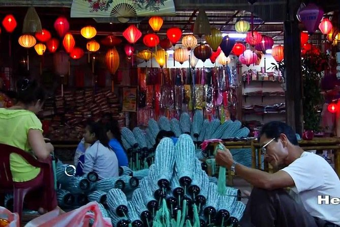 Lantern Making Group Tour