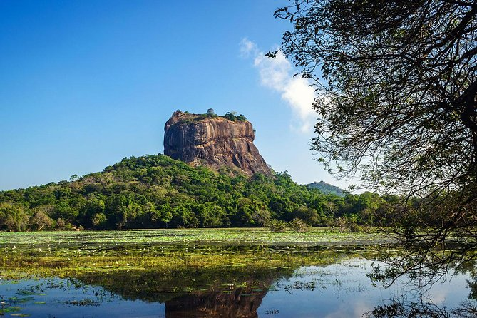 Day Tour to Sigiriya Rock Fortress and Dambulla Cave Temple From Colombo.