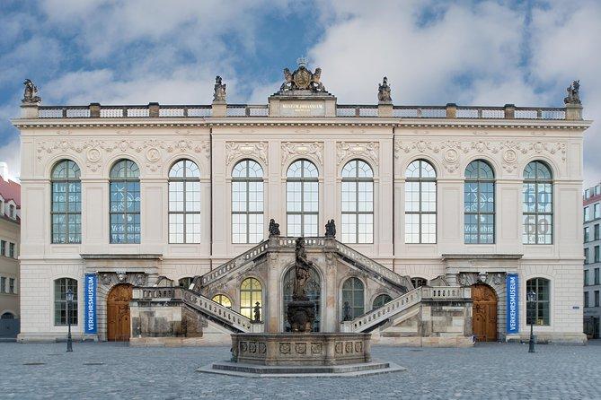 Tickets Dresden Transport Museum