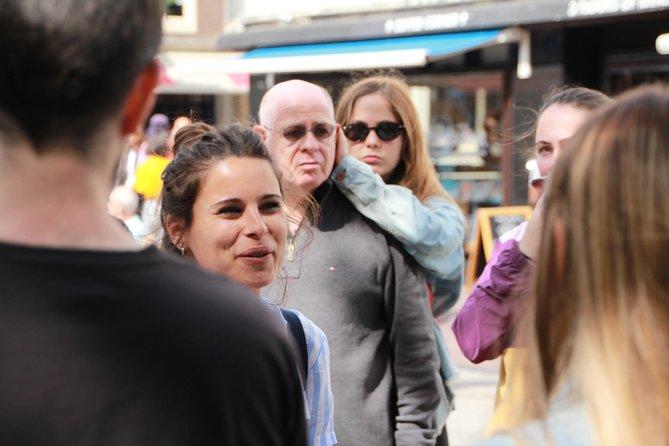 Amsterdam walking tour (small groups)