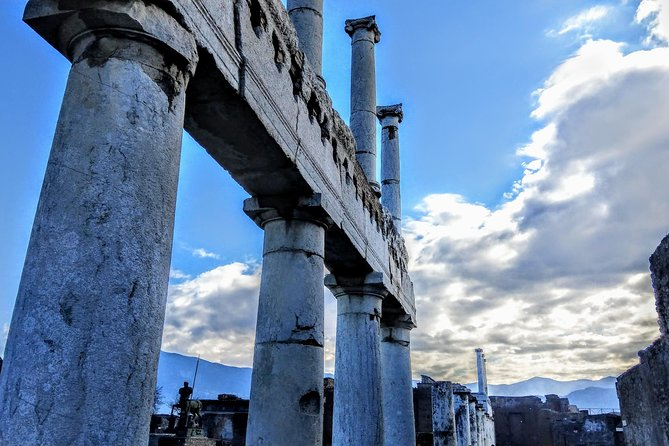 Pompei 3 hours private tour