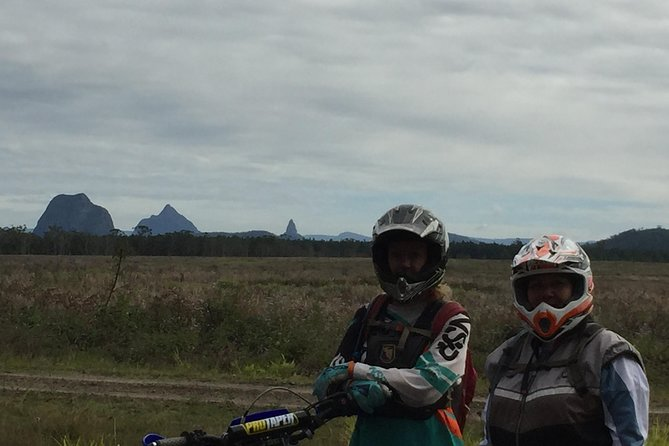 1/2 Day Guided Glasshouse Mountains Trail Bike Tour photo 9