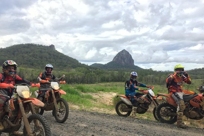 1/2 Day Guided Glasshouse Mountains Trail Bike Tour photo 4