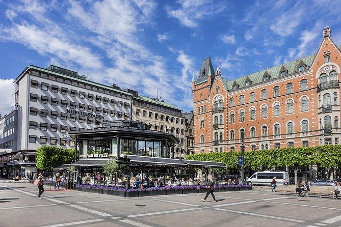 Walking tour Stockholm: New City