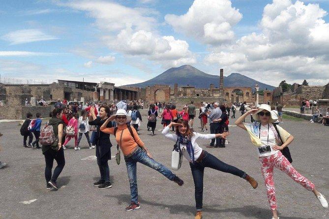 Pompeii 2 hours tour