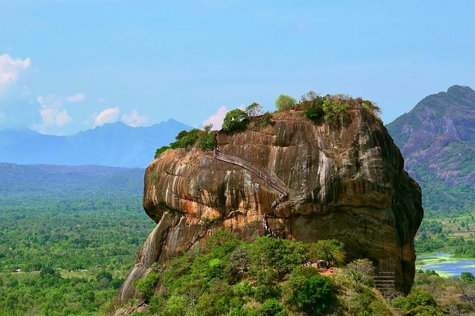 Sigiriya Rock Fortress and Dambulla Cave Temple, Day Tour From Kandy. photo 1