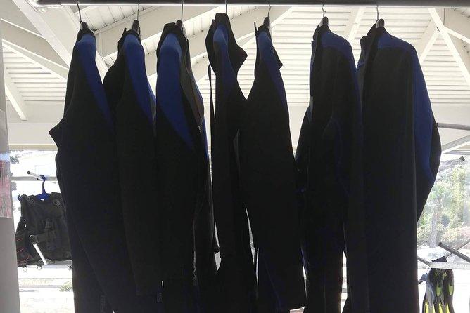 Wet Suits 3/2mm, 5mm