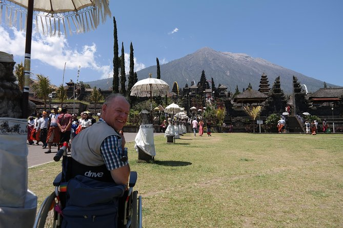 Accessible Indonesia for Seniors and Travellers with Disabilities