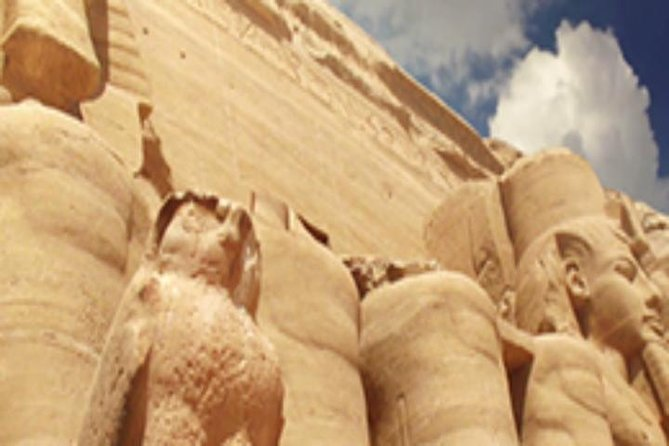 Day Tour to Abu Simble via Aswan