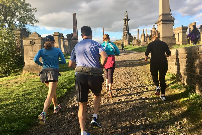 Guided Running Tour of Glasgow
