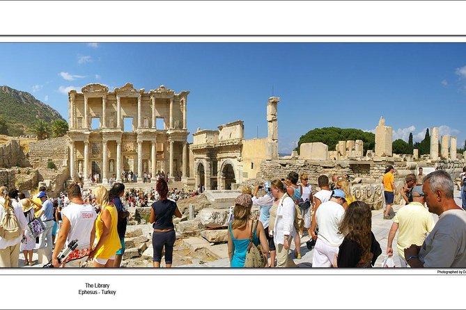 Ephesus Pamukkale(2days 1 night)Seaside Travel