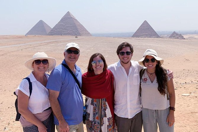 12 Day Exquisite Egypt - Cairo & Nile Cruise & Red Sea Flights & Hotels Included