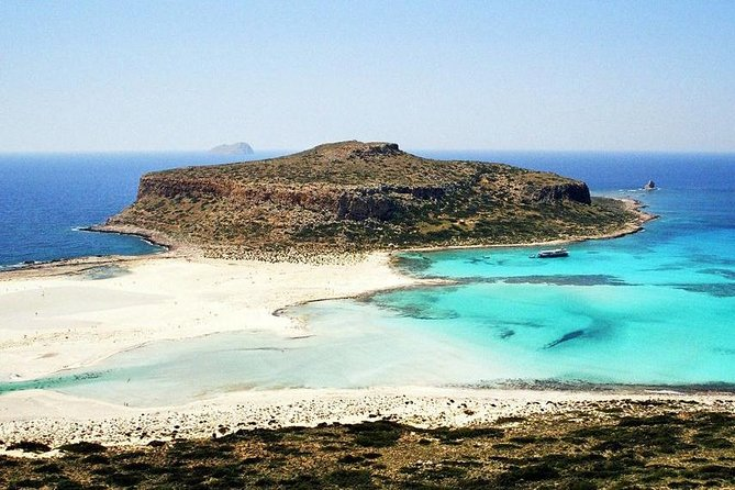 Gramvousa Island and Balos Bay Full-Day Tour from Heraklion