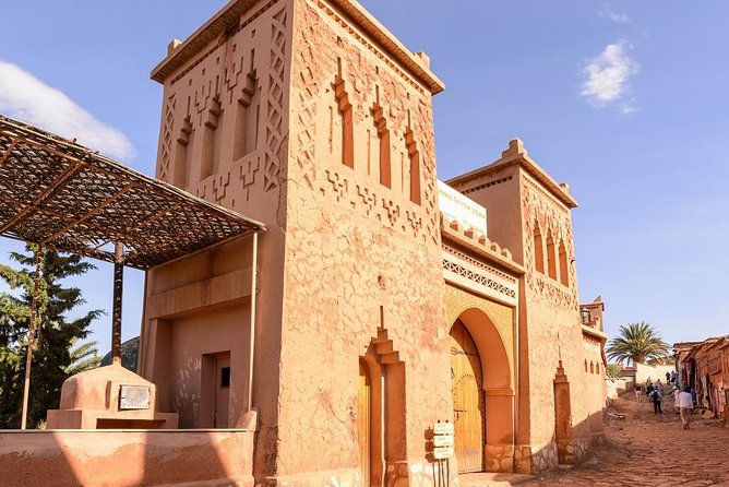 Ouarzazate Overnight - 2 days - Private tour