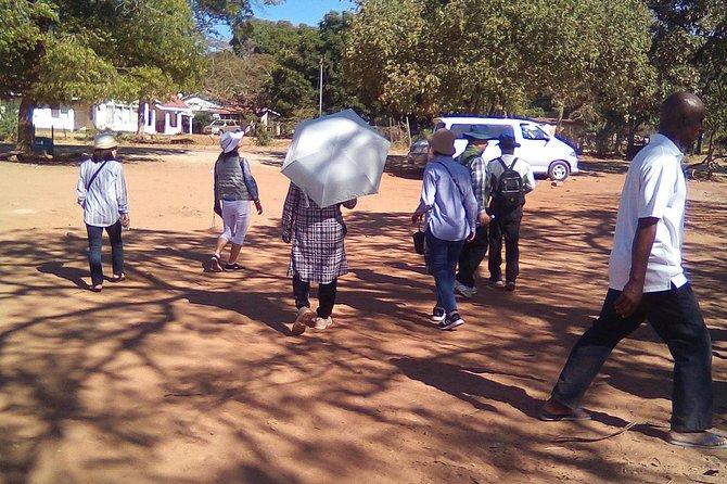 Victoria Falls Township tour